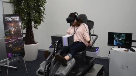 《EVA VR 魂之座》体验