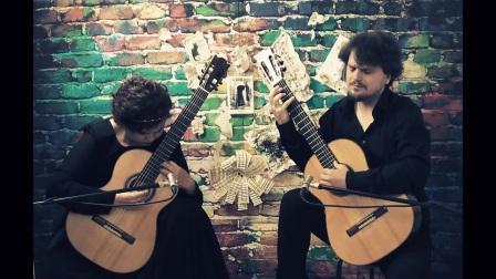 萨蒂悬秘曲1号 Erik Satie (1866-1925) - Gnossienne N°1 [Duo Kitharsis]