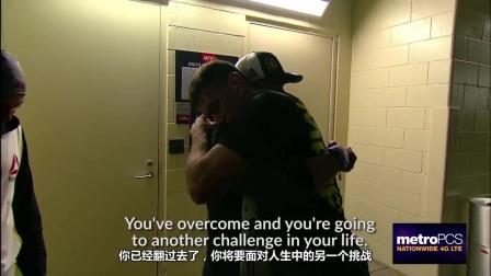 UFC211背后的喜悦与悲伤 玛雅不惑之年终得挑战权