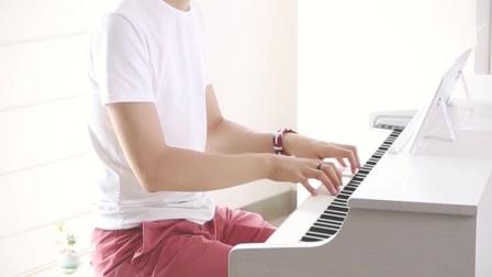 钢琴版《咖喱咖喱》  欢乐颂_tan8.com