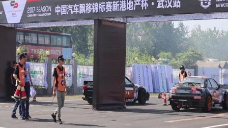 楚战!女子车手夺得精英组冠军 中国汽车飘移锦标赛CDC