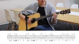 玩易吉他指弹教程《普吉岛》王飞