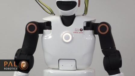 上海硅步TALOS 02高性能人形机器人