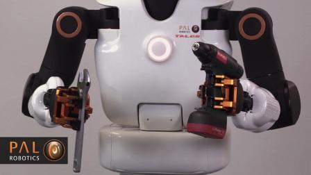 上海硅步TALOS 03高性能人形机器人