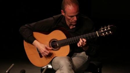 加仑弹布劳威尔奏鸣曲 Ricardo Gallén plays Sonata del Pensador by Brouwer