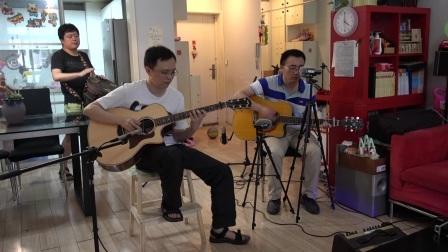 一瞬间 - 吉他弹唱 吉他教学
