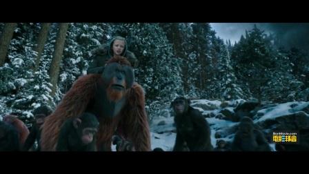 《猩球崛起3:终极之战》电视宣传片:Apes Together Strong | War for the Planet of the Apes 2017