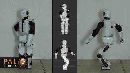 REEM-C智能人形机器人