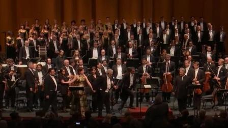 多明戈五十周年维也纳歌剧院庆典音乐会《西蒙.博卡涅拉》第三幕 2017年5月19日