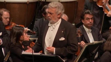 多明戈五十周年维也纳歌剧院庆典音乐会《假面舞会》第三幕 2017年5月19日