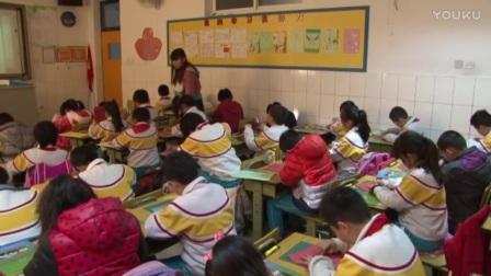 小学三年级儿童学剪纸《多样的萝卜》教学视频