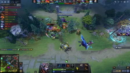 11 Min GG! - VP vs Empire - DreamLeague 7 DOTA 2