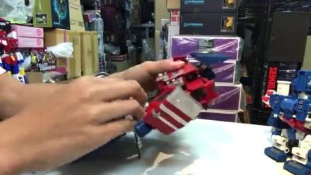 【转载】GT IDW擎天柱简评