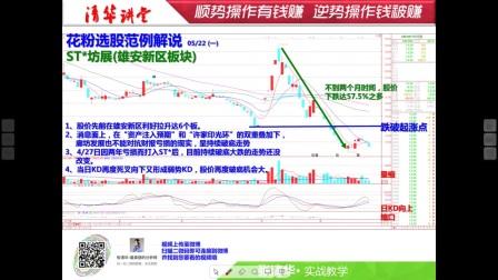 05-22 张清华老师解盘教学视频