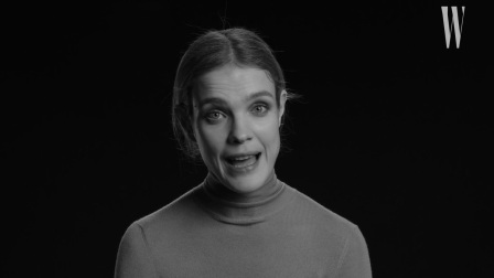 "Natalia Vodianova Has a Girl Crush on Julia Roberts in ""Pretty Woman""   W MAG"