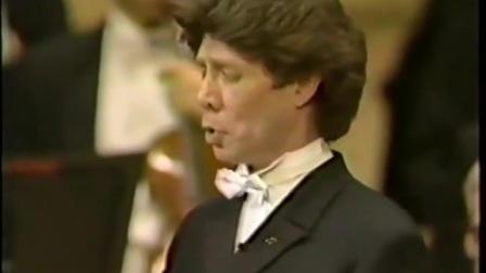 美国男低音萨缪尔.拉梅《号角将会响起》亨德尔清唱剧《弥赛亚》The trumpet shall sound 卡耐基音乐厅百年纪念晚会