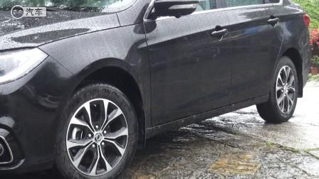 7万元级超值中级车 桂林试驾全新景逸S50