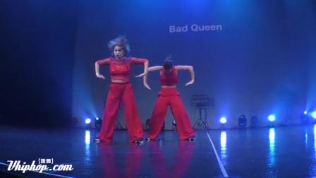 【vhiphop.com】Bad Queen (Ibuki & Yumeki) Luxury Soul Night Premium 嘉宾表演