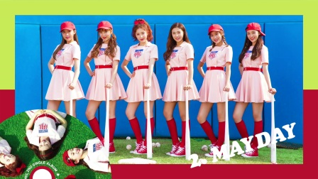 "[官方Teaser] APRIL 2nd Single Album ""MAYDAY"" Preview"