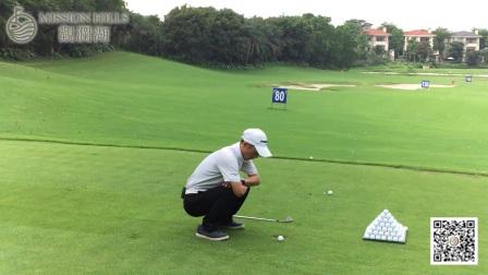一分钟学会高尔夫解除身体受限