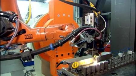 KUKA机器人为激光焊接带来了灵活性