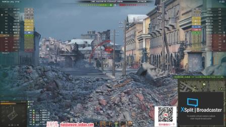 坦克世界尿座解说 最强轻坦钉子户中国WZ132-1