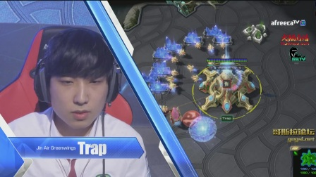 GSL17S2 16强A组Stats vs Trap PvP