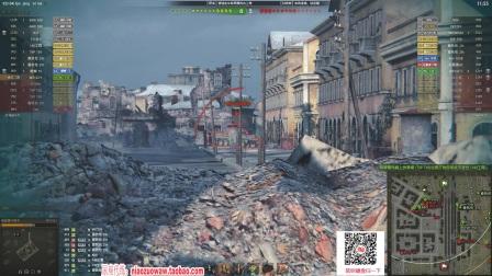 坦克世界尿座解说 最强轻坦钉子户中国WZ132-1从传