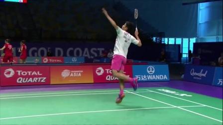 2017苏迪曼杯韩国队VS中国台北集锦