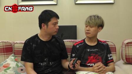 cnFrag.com - 亚洲Minor锦标赛赛前专访Tyloo队长Mo
