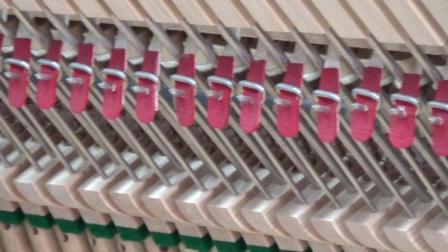 日本高端二手钢琴东洋公司产赫尔曼dx2a