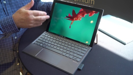 HP Spectre X2 (2017) hands-on