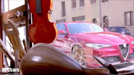 Alfa Romeo At Mille Miglia