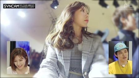 J-MinX郑赫_syncam(@2017 F/W HERA首尔时装周) commentary_J-Min CAM