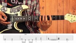 王君趣味电吉他教学No.4《赌神归来》