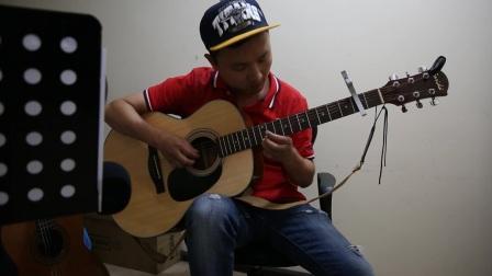 《天空之城》-吉他指弹