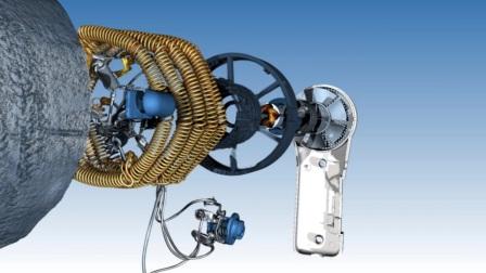 借助CT Metrotom 1500解析吹风机内部结构