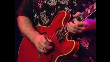 已故藍調布魯斯大师【Gary Moore】电吉他演绎現場