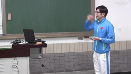 高二体育《自由泳:手臂与呼吸的配合技术》说课视频,北京市首届中小学青年教师教学说课大赛
