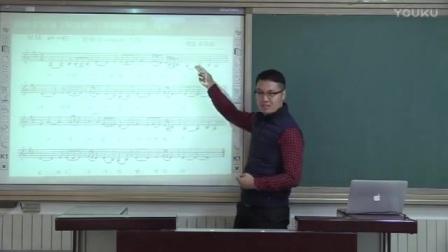 人音版音乐九下《高丽之声――阿里郎之歌》说课视频,北京市首届中小学青年教师教学说课大赛