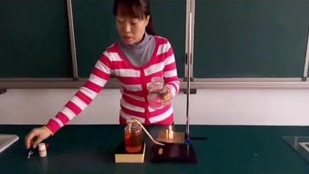 北师大版物理八年级下册《蜡烛抽水机》微课视频,刘二丽,2016年微课评比活动一等奖