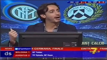 Inter - Udinese 5-2▪ 28052017