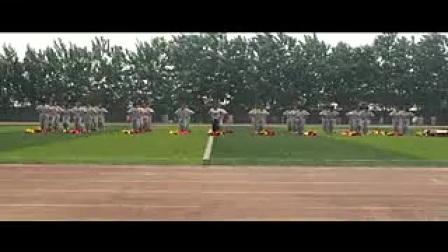 全国第五届优质课:高二年级《以并步跳和移动重心为主的健美操组合》教学视频(朱琳琳)