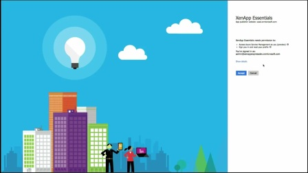 Citrix Synergy - XenApp Essentials the fastest way to deliver apps from Azure
