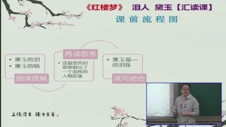 中學語文高一《紅樓夢》說課 北京陶然(北京市首屆中小學青年教師教學說課大賽)