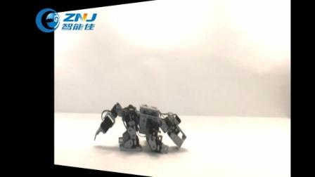 智能佳-百乐系列加强版-恐龙演示视频