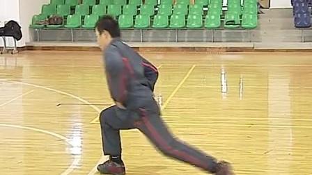 八年级体育《武术少年初级长拳》教学视频,上海