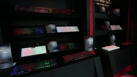 2017台北国际电脑展 Day1