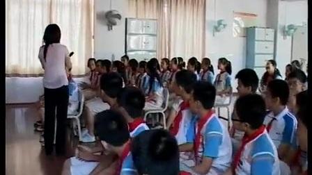 小学心理辅导课《男生和女生―青春之歌》教学视频,南宁市
