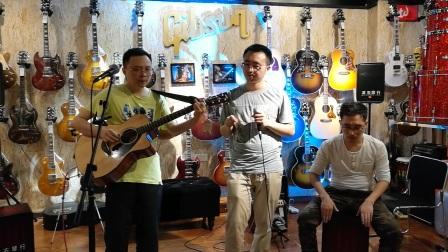 优客李林-《不知所措》-黄较瘦+鹏G+小龙-吉他弹唱